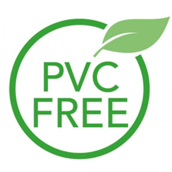 Αυτοκόλλητα PVC free. Συνθετικό πολυπροπυλένιο φιλμ 140μ με μόνιμη κόλλα και γυαλιστερο φινίρισμα. Οικολογικό και 100% ανακυκλωσιμο αυτοκόλλητο γενικής χρήσης