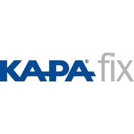KapaFix. Ελαφρύ αυτοκόλλητο φύλλο με αφρό πολυουρεθάνης στο εσωτερικό του ενισχυμένο με αλουμίνιο