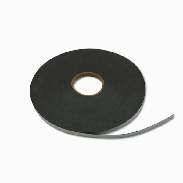Μαγνήτης πλάτους 2,5cm σε ρολό για κλασική αράχνη PopUp. Με ταινία διπλής όψης. Κολλάται περιμετρικά στην εκτύπωση και εφαρμόζει στα μεταλλικά προφίλ (μπανέλες)